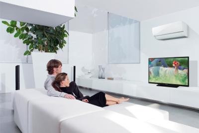 Aire acondicionado en el hogar