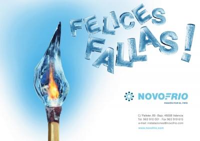 NOVOFRIO - Felices Fallas!