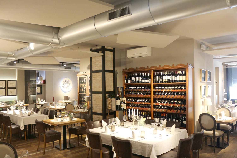Climatización del Restaurante Goya de Valencia