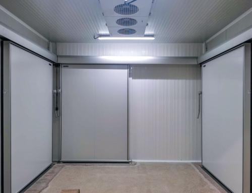 Nuevas instalaciones de conservación de productos congelados Oso Polar